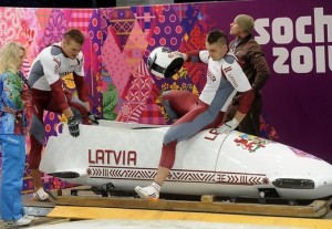 HOW LATVIAN MYTHOLOGY CONTRIBUTED TO THE OLYMPIC SILVER IN BOBSLEIGH